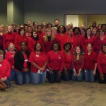 National Wear Red Day 2011