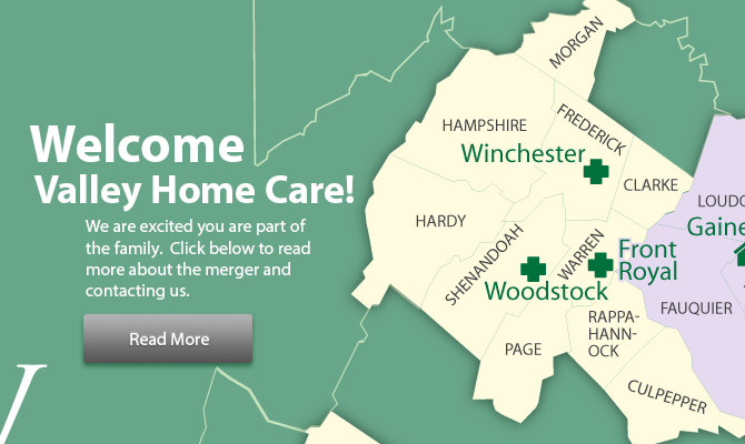 Advanced Home Care Welcomes Valley To Our Family