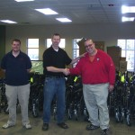 Wheelchair Donation